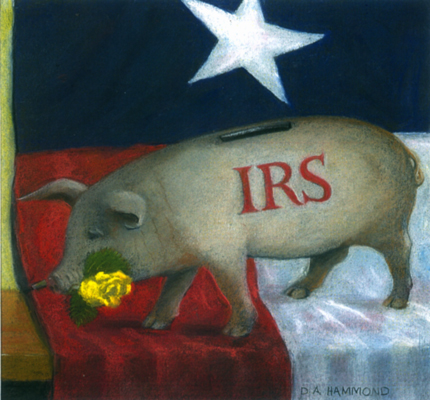 The Yellow Rose of Taxes