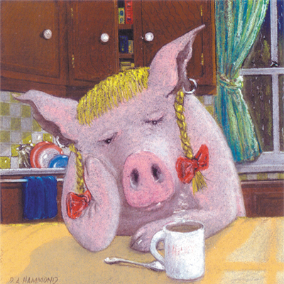 Sometimes You Feel Like a Sow, Sometimes You Don't