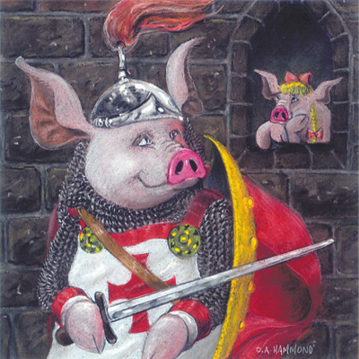 Sir Oinksalot