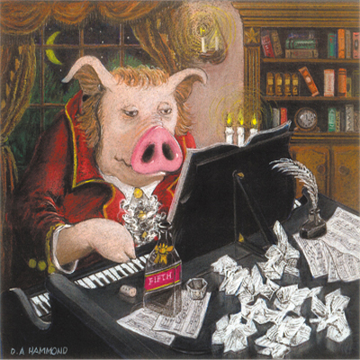 Ludpig Von Beethoven's Fifth